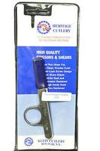 Klein Cutlery Thread Clip Scissors, Heritage Cutlery HCVP38 - $31.50