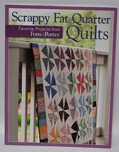 Scrappy Fat Quarter Quilts Book - $16.95