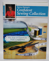 Nacy Zieman's Confident Sewing Collection - $16.95