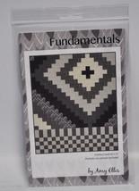 Amy Ellis Fundamental Quilt Pattern AE105 - $12.95