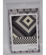 Amy Ellis Fundamental Quilt Pattern AE105 - $12.95