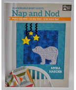 Nap and Nod 12 Adorable Baby Quilts - $16.95