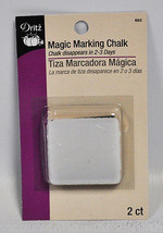 Dritz Magic Marking Chalk 663 - $10.50