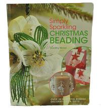Simply Sparkling Christmas Beading Book Z0908 - $12.95