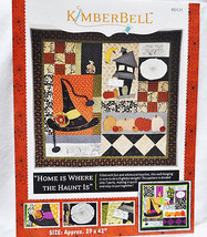 Home is Where the Haunt Is Quilting Patterns KD121 - $20.95