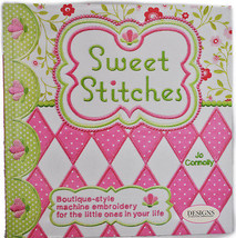Sweet Stiches Sewing Book BK00116 - $39.99