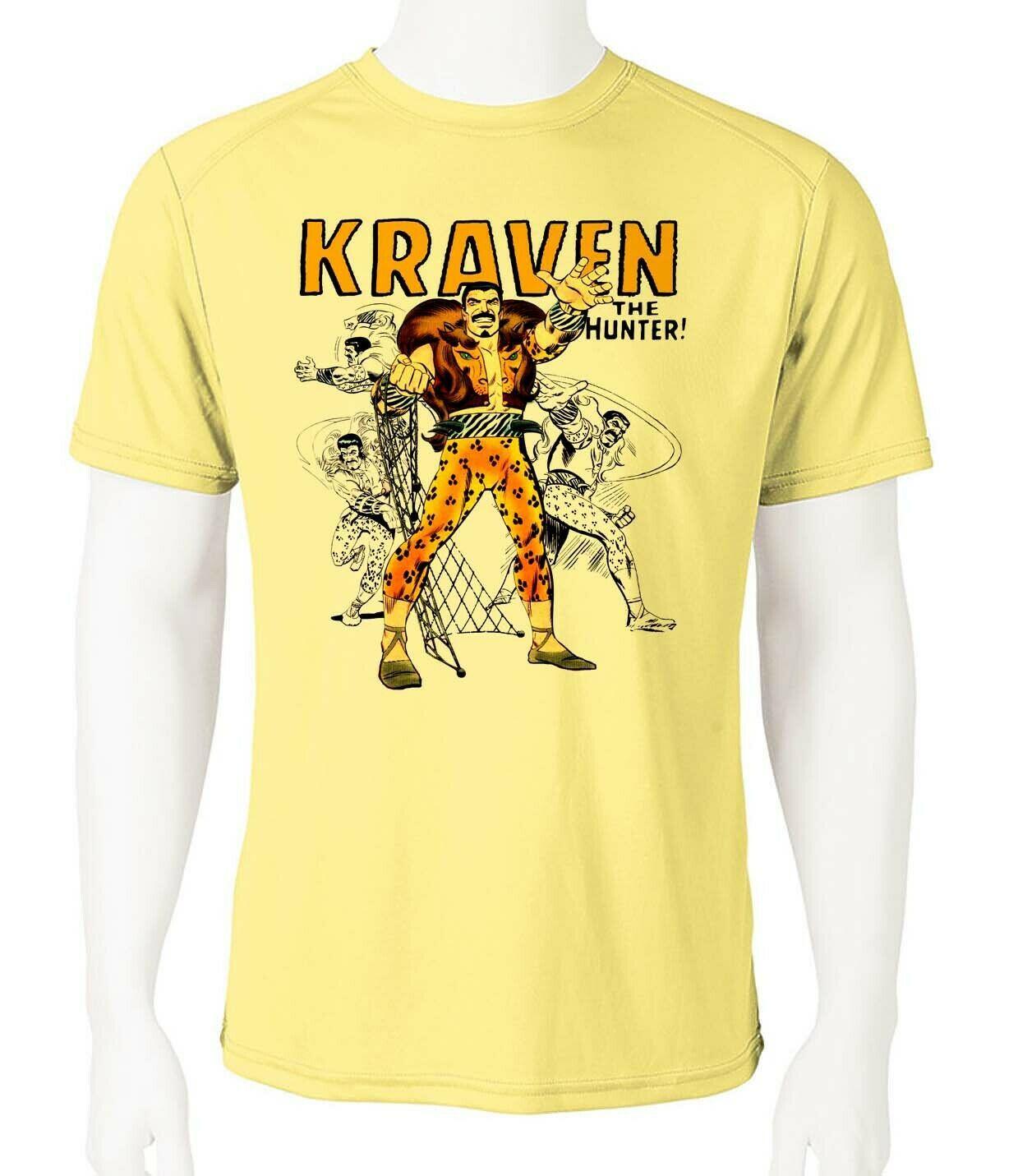 Kraven the hunter 2 comic tshirt for sale online