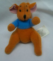"Winnie The Pooh Mini Bendable Roo 2"" Plush Stuffed Animal Toy Mc Donald's - $14.85"
