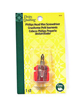 Dritz Mini Screwdriver Phillips Head - $6.25