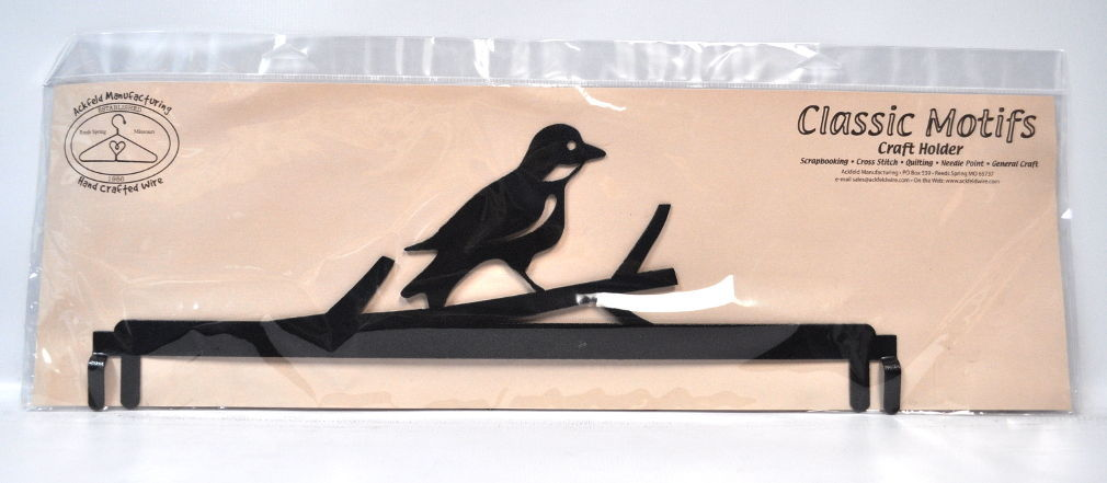 Classic Motifs 18 Inch Bird On A Branch Header