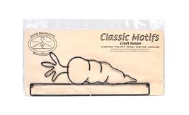 Classic Motifs Carrot 12 Inch Split Bottom Craft Holder - $18.95