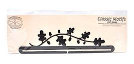Classic Motifs Oak & Acorn 18 Inch Charcoal Split Bottom Craft Holder - $27.50