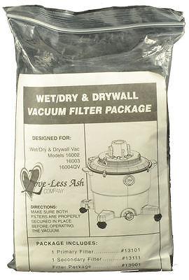 Loveless Ash 16002 Vacuum Cleaner Filter LA-13001 - $120.75