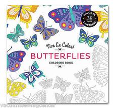 Vive Le Color! Butterflies - $9.94