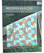 Amy Ellis Modern Basic II Sewing Book MCB1162 - $27.99