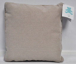 Embroider Buddy Oatmeal Linen Pillow Cover and Foam Insert EB1222O - $26.25
