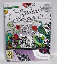 Opulent Bazaar Coloring Book - $14.95