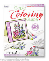 Copic Coloring Guide Level 4 Final Details: Bonus CD Included! - $14.95