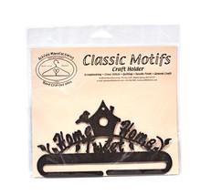 Classic Motifs Home Tweet Home 6 Inch Copper Split Bottom Craft Holder - $10.50