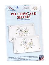 Pillowcase Shams Fluttering Butterflies - $19.89