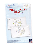 Pillowcase Shams Fluttering Butterflies - $19.89