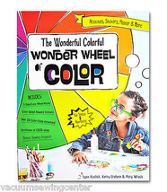 The Wonderful Colorful Wonder Wheel of Color - $12.95