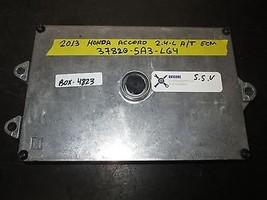 13 Honda Accord 2.4 L A/T Ecm #37820 5 A3 L64 *See Item Description* - $198.00