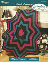 Needlecraft Shop Crochet Pattern 962320 Star Dreamer Afghan Collectors S... - $4.99