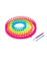 Bulk Buy: Darice DIY Crafts Knitting Loom Kit R... - $104.09