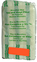Generic Microfiber Mop Pad For Tile/Vinyl CS-81803 - $7.95