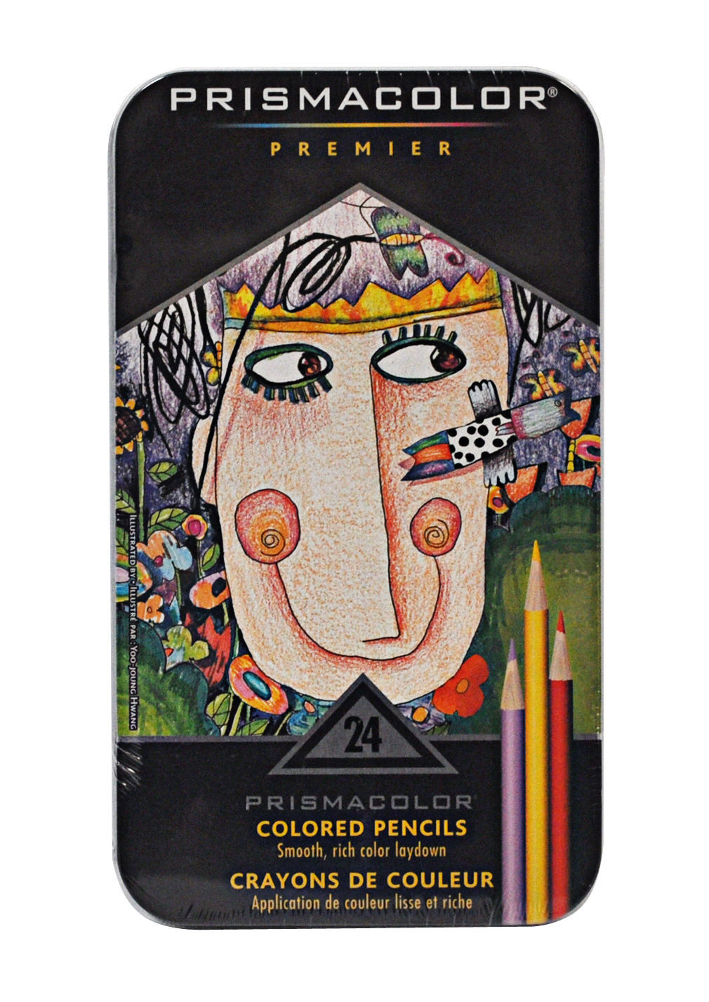 Prismacolor Premier 24 Colored Pencils