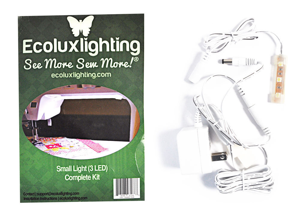 Ecoluxlighting Small Light 3 LED Complete Kit