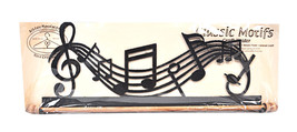 Classic Motifs Music 16 Inch Fabric Holder With Dowel - $39.95