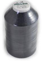 Madeira Aerofil Poly Graphite 5000YD Sewing Thread 91288110 - $20.00