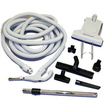Built In Central Vacuum Cleaner Hose/Attachment Kit, 06-4930-09 - $356.95
