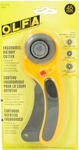 Sewing OLFA Ergonomic Rotary Cutter 45mm RTY-2EG - $35.75