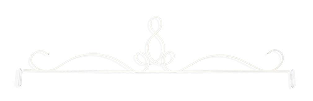 Classic Motifs 18 Inch Heirloom Header Linen