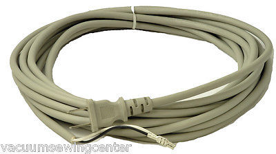 Generic Rainbow Vacuum Cleaner Wand Cord White 2 Wire 48 in