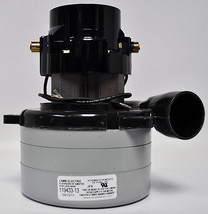 Ametek Lamb  5.7 Inch 3 Stage 24 Volt B/B Tangential Bypass Motor 119433-13 - $372.75