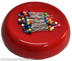 Grabbit Magnetic Pincushion Red - $18.00