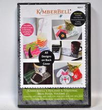Kimberbell Holiday & Seasonal Mug Rugs Vol 2 CD KD517 - $37.75