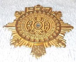 1937 Little Orphan Annie Decoder Badge Ovaltine Radio Premium Pin - $24.95