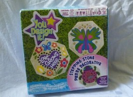 Colorbok You Design it Stepping Stone Craft Kit - $35.00