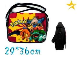Pokemon Anime Canvas Shoulder Bag Girls Women - $39.99
