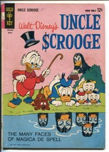 UNCLE SCROOGE #48 1964-GOLD KEY-WALT DISNEY-CARL BARKS ART-good+ - $32.79