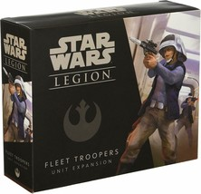 Star Wars Legion Fleet Troopers - $39.00