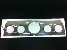 1964 1965 1966 CHEVY TRUCK 5 GAUGE BILLET DASH INSERT - $111.85