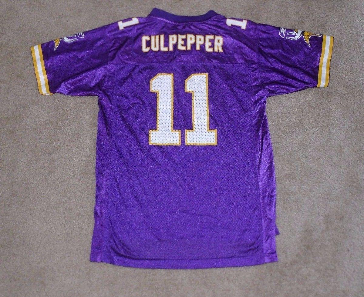 a247d036f Dante Culpepper Minnesota Vikings Jersey by and 50 similar items