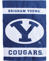 "Brigham Young University (BYU) - 13""x18"" 2-Sided Garden Banner - $14.34"