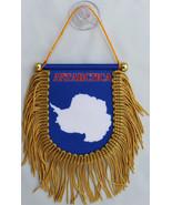 Antarctica Window Hanging Flag (Shield) - $8.39